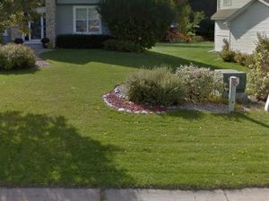 We were a full service sod supplier in Maple Grove for this job - Deer Creek Turf